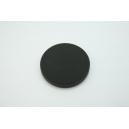 Angelwax Medium Light Finishing Black - полировальный круг чёрный, 135x25мм