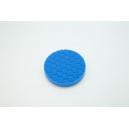 Angelwax Hex Light Clean and Glaze Blue - полировальный круг синий, сота,135x25мм
