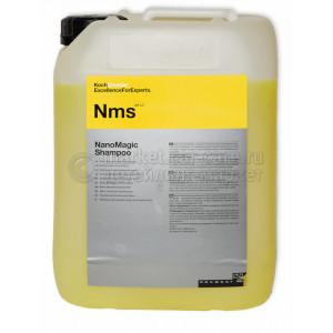 Нано-автошампунь Koch Chemie Nano Magic Shampoo, 10л