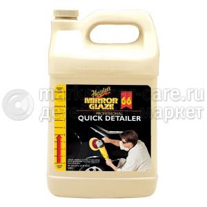 Защитный очиститель-воск Meguiar's Quick Detailer, 3.78л