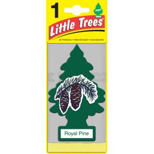"""Ароматизатор CAR FRESHNER Little Trees Ёлочка  """"Королевская сосна"""" (Royal Pine)"""
