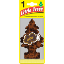 "Ароматизатор CAR FRESHNER Little Trees Ёлочка  ""Кожа"" (Leather)"