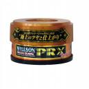 Автомобильная полироль Willson Полироль-паста Premium с воском Карнаубы и микрополимерами PRX с апликатором, 140г