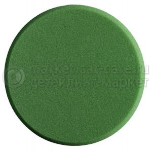 Полировочный круг зеленый (средней жесткости) Sonax, 160мм