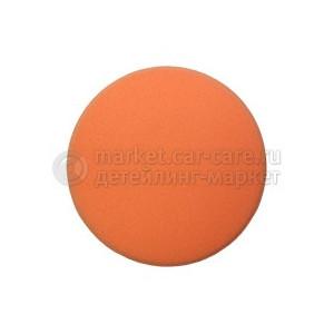 Полировальный диск JetaPro оранжевый (гладкий) средней жесткости, 150x25мм