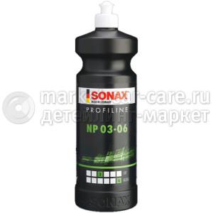 Полироль для восстановления блеска Sonax ProfiLine NP 03-06, 1л