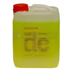 Средство для чистки поверхностей интерьера CarTech Pro Delicate Cleaner, 5кг