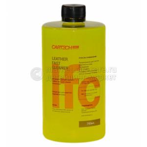Концентрат CarTech Pro Leather Fast Cleaner для эффективной чистки кожи, 700мл