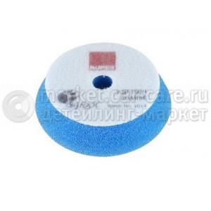 Полировальный поролоновый диск RUPES жесткий синий 80/100мм
