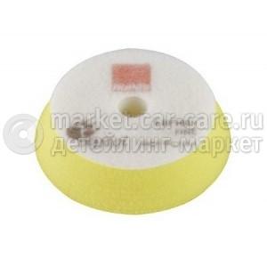 Полировальный поролоновый диск RUPES мягкий желтый 80/100мм