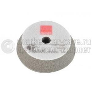 Полировальный поролоновый диск RUPES плотный серый 80/100мм