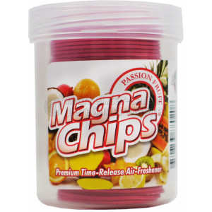 """MAGNA CHIPS™  Освежитель воздуха. Аромат: """"Маракуя"""", упаковка 50шт."""