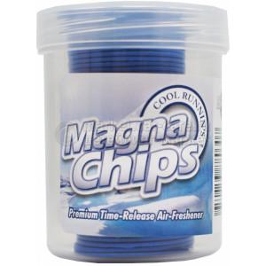"MAGNA CHIPS™  Освежитель воздуха. Аромат: ""Крутые виражи"", упаковка 50шт."