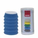 Полировальный поролоновый диск RUPES жесткий синий 34/44мм