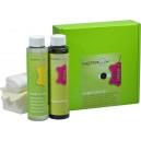 Комплект KERALUX® Colour Repair Set P для восстановления оригинального цвета пигментированной кожи.