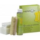 Набор KERALUX Cleaning Set Active Plus P для чистки автомобильной кожи