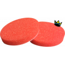 Финишный круг Royal Pads Nano (Small red polishing pad Pneumatic and rotary - Soft), 35мм
