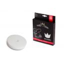 Твердый полировальник Royal Air Hard Pad for DA (white pad with a hardness hard with additional ventilation), 135мм