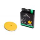 Средний круг Royal Thin Medium Pad (yellow, low profile pad of medium hardness with add. ventilation designed to DA), 135мм