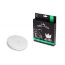 Твердый круг Royal Thin Hard Pad (white, low profile pad with a hardness hard with additional ventilation designed to DA), 135мм