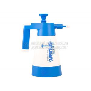 Накачной помповый пульверизатор - Kwazar Sprayer Venus Super PRO+ V-1 (синий)