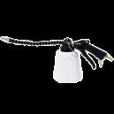 Профессиональный аппарат (мовильница) для пневмо-химчистки CYCLONE  с изменяемым углом.