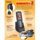 Scangrip Sunmatch 2 - лампа с автономным питанием