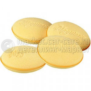 Аппликатор Meguiar's Hand Applicator Pads, 4шт
