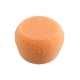 Твердый круг Royal Pads Nano One Step (Orange, open cell, small polishing pad Pneumatic and rotary-One Step), 35мм