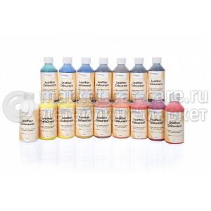 Краска для кожи LeTech Leather Colourant White, 1 L