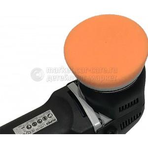 Оранжевый полирующий полировальный круг LakeCountry, d75/90мм