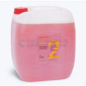 Биошампунь для бесконтактной мойки CarTech Pro Basic Shampoo №2, 20кг
