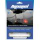 Водоотталкивающее покрытие для стекол (антидождь) Aquapel (Аквапель), упаковка 20 штук (20-Pack)