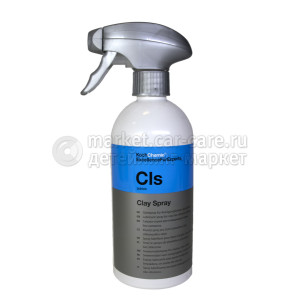 Лубрикант для глины и автоскрабов Koch Chemie Clay Spray, 500 ml