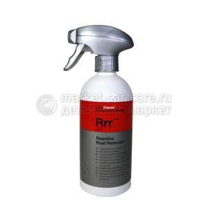 Бескислотный очиститель ржавого налёта Koch Chemie Reactive Rust Remover, 500 ml