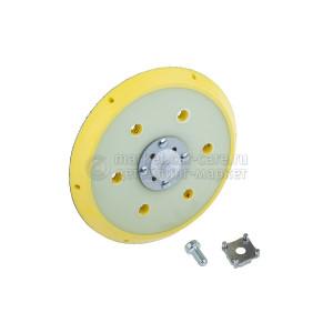 Подошва средней жесткости flexipad DA PADS 6+1 Hole DA Pad GRIP 8mm+5/6