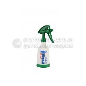 Накачной - курковый помповый пульверизатор Kwazar Mercury SUPER 360 PRO+ V0,5 Viton Green (зеленый)