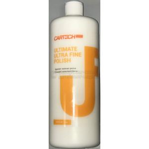 Cartech Pro Ultimate Ultra Fine полировальная паста финишная, 1л