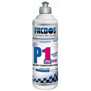 Одношаговая полировальная паста FACDOS P1 One Step (Один Шаг), 0.5 кг