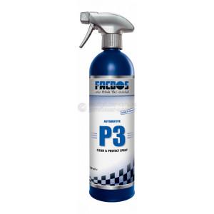 Финишный спрей-очиститель FACDOS P3 - Спрей очистка и защита, 750 мл