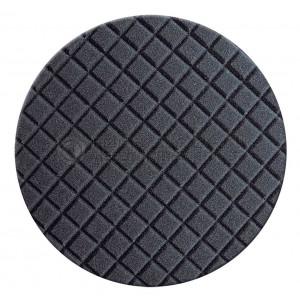Сверхпрочный полировальный круг черный FACDOS H2 - Поролоновый круг черный. 175*15 мм.