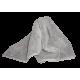 Микрофибровое полотенце FACDOS MX - 2-х стор. микрофибра серая, 40х40 см.