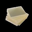 Пластинки светопроницаемые квадратные (Delta).100 шт