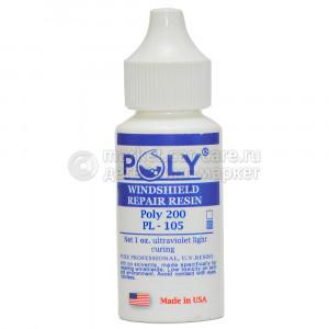 Полимер для ремонта стекол Poly 200 PL-105