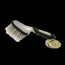 Щётка с мягким ворсом для очистки поверхностей автомобиля