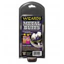 Набор полировальных падов WIZARDS Metal Buffs kit 4ea