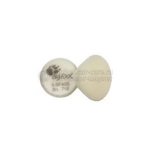 Полировальный поролоновый диск RUPES супер мягкий белый 34/40мм, 1 шт