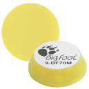 Полировальный поролоновый диск RUPES мягкий желтый 54/70мм, 1 шт
