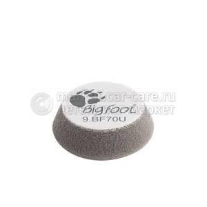 Полировальный поролоновый диск RUPES средней плотности серый 54/70мм, 1 шт