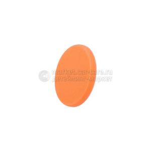 """90/12/76 - ОРАНЖЕВЫЙ средней жесткости полировальный круг Zvizzer  """"СТАНДАРТ"""" / Polierschwamm """"Standard"""" orange"""